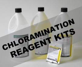 Chloramination Yearly Kit, Mixture #4, Method 1048, 1049, 1054, 1055