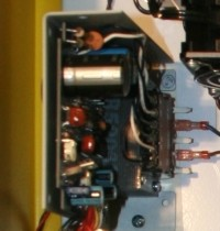 Power Supply, 120 VAC, 5/12VDC - UV Series