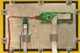 Control Panel, For UV-Series, 4x4 Keypad, 2x20 Display